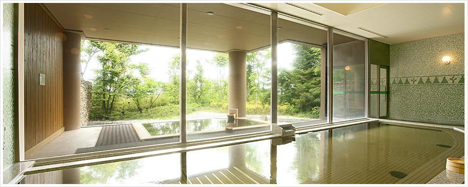 月見の湯・大浴場